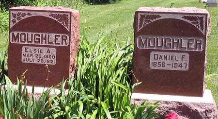 PHERIGO MOUGHLER, ELSIE A - Davis County, Iowa | ELSIE A PHERIGO MOUGHLER