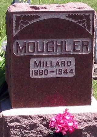 MOUGHLER, MILLARD - Davis County, Iowa | MILLARD MOUGHLER