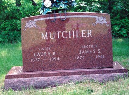 MUTCHLER, JIM - Davis County, Iowa | JIM MUTCHLER