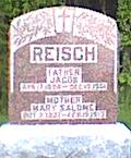 REISCH, MARY - Davis County, Iowa | MARY REISCH