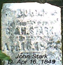 STARK, JOHN - Davis County, Iowa | JOHN STARK