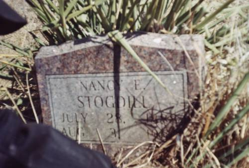 STOGDILL (BOWMAN), NANCY E - Davis County, Iowa | NANCY E STOGDILL (BOWMAN)
