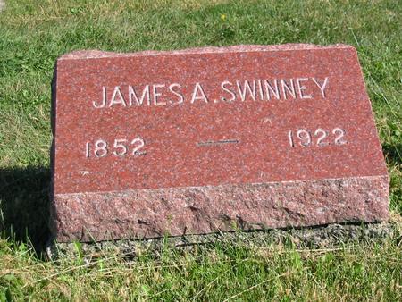 SWINNEY, JAMES A. - Davis County, Iowa | JAMES A. SWINNEY