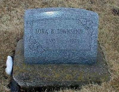 TOWNSEND, LORA - Davis County, Iowa | LORA TOWNSEND