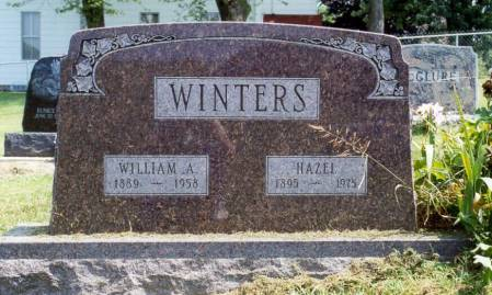WINTERS, WILLIAM & HAZEL - Davis County, Iowa | WILLIAM & HAZEL WINTERS