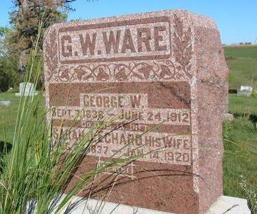 WARE, GEORGE W. - Davis County, Iowa | GEORGE W. WARE