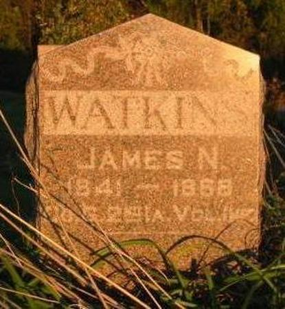 WATKINS, JAMES N. - Davis County, Iowa | JAMES N. WATKINS