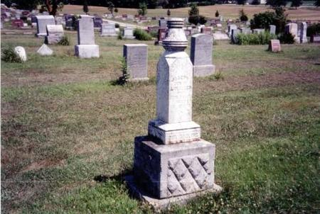 ALLEN, JOSEPH - Decatur County, Iowa | JOSEPH ALLEN