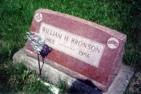 BRONSON, WILLIAM H. - Decatur County, Iowa | WILLIAM H. BRONSON