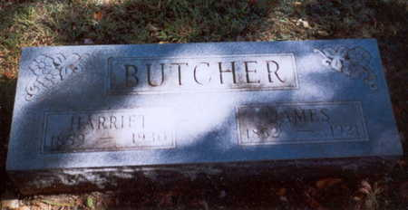BUTCHER, HARRIET - Decatur County, Iowa | HARRIET BUTCHER