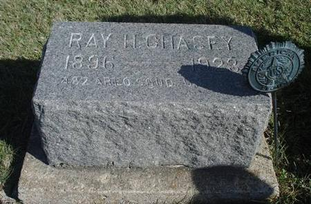 CHASEY, RAY H. - Decatur County, Iowa | RAY H. CHASEY