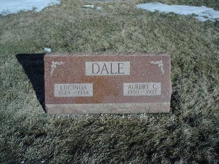 DALE, ALBERT C. - Decatur County, Iowa | ALBERT C. DALE
