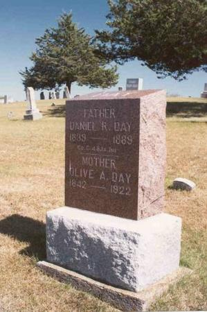 DAY, DANIEL R. & OLIVE A. - Decatur County, Iowa | DANIEL R. & OLIVE A. DAY