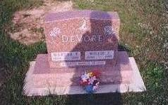 DEVORE, WILLIAM E. - Decatur County, Iowa | WILLIAM E. DEVORE