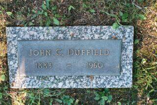 DUFFIELD, JOHN C. - Decatur County, Iowa | JOHN C. DUFFIELD