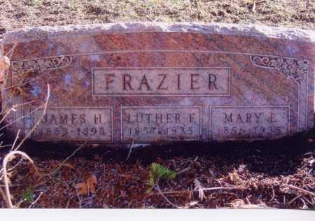 FRAZIER, LUTHER F. - Decatur County, Iowa | LUTHER F. FRAZIER