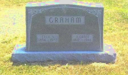 GRAHAM, N. GRANT - Decatur County, Iowa | N. GRANT GRAHAM