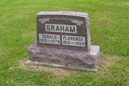 GRAHAM, FLORENCE - Decatur County, Iowa | FLORENCE GRAHAM