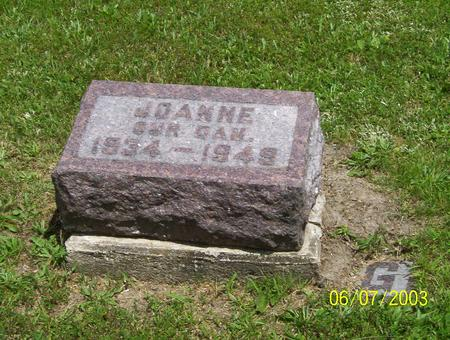 GRAHAM, JOANNE - Decatur County, Iowa | JOANNE GRAHAM