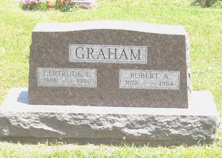 GRAHAM, GERTRUDE L - Decatur County, Iowa | GERTRUDE L GRAHAM