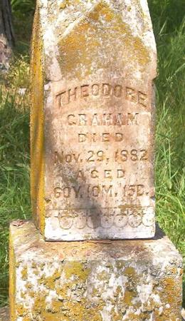 GRAHAM, THEODORE - Decatur County, Iowa | THEODORE GRAHAM