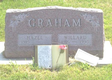 GRAHAM, WILLARD - Decatur County, Iowa | WILLARD GRAHAM