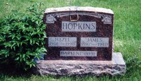 HOPKINS, HAZEL AND JAMES - Decatur County, Iowa | HAZEL AND JAMES HOPKINS