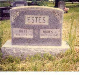ESTES, JAMES N. AND ROSE - Decatur County, Iowa | JAMES N. AND ROSE ESTES