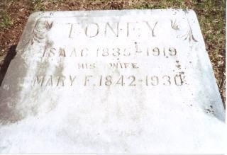 TONEY, FRANCES MARY (JOSEPH) - Decatur County, Iowa | FRANCES MARY (JOSEPH) TONEY