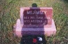 MCJIMSEY, WILLIAM H. R. - Decatur County, Iowa | WILLIAM H. R. MCJIMSEY