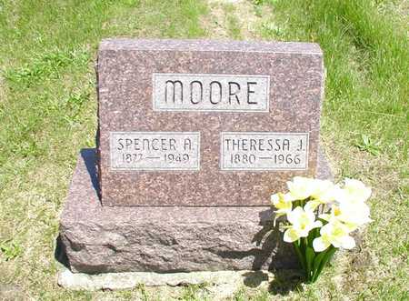 STILL MOORE, THERESSA - Decatur County, Iowa | THERESSA STILL MOORE