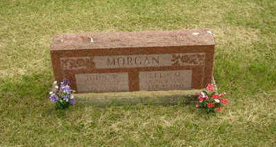 MORGAN, JOHN W - Decatur County, Iowa | JOHN W MORGAN