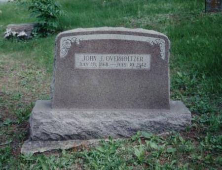 OVERHOLTZER, JOHN J. - Decatur County, Iowa | JOHN J. OVERHOLTZER