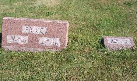 PRICE, CLARENCE ALBERT - Decatur County, Iowa | CLARENCE ALBERT PRICE