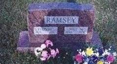 RAMSEY, FLOSSIE LETHA (PALMER) - Decatur County, Iowa | FLOSSIE LETHA (PALMER) RAMSEY
