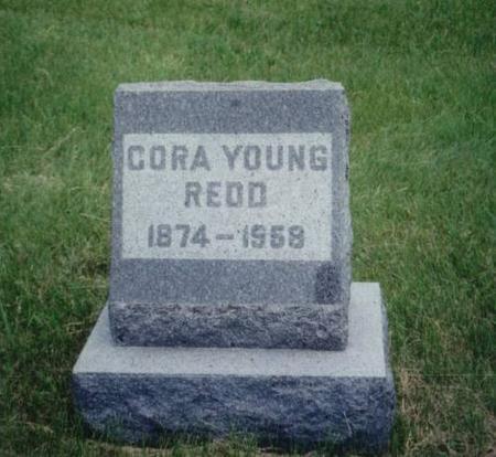 REDD, CORA YOUNG - Decatur County, Iowa | CORA YOUNG REDD