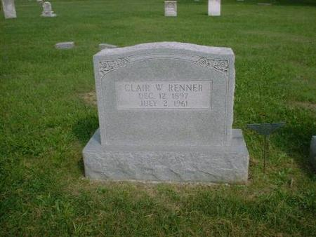 RENNER, CLAIR - Decatur County, Iowa | CLAIR RENNER
