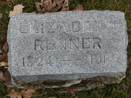 DULIN RENNER, ELIZABETH - Decatur County, Iowa | ELIZABETH DULIN RENNER