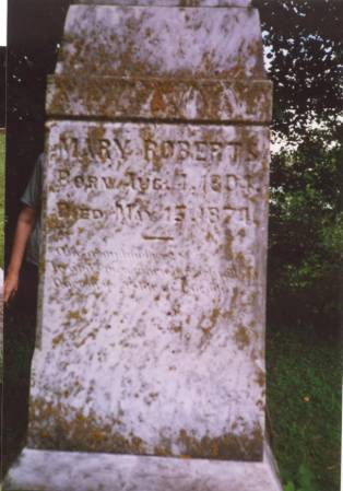 ROBERTS, MARY - Decatur County, Iowa | MARY ROBERTS