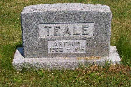TEALE, ARTHUR - Decatur County, Iowa | ARTHUR TEALE