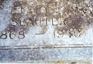 SLAUTER, CHARLOTTE (TONEY) - Decatur County, Iowa | CHARLOTTE (TONEY) SLAUTER