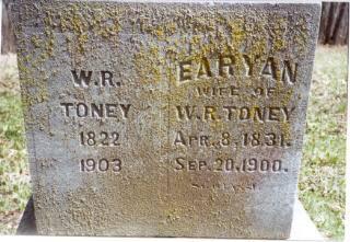 TONEY, WILLIAM RAY - Decatur County, Iowa | WILLIAM RAY TONEY