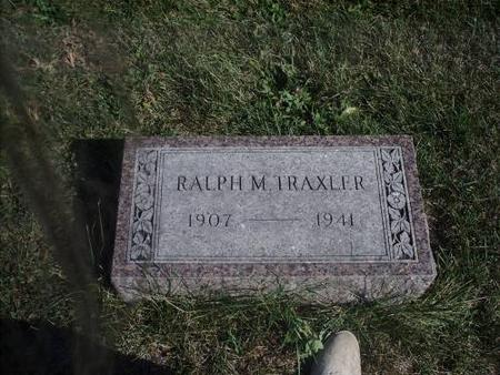 TRAXLER, RALPH M. - Decatur County, Iowa | RALPH M. TRAXLER