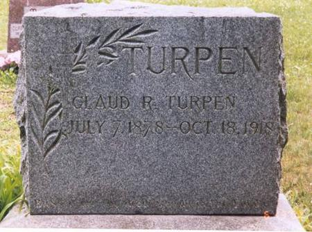 TURPEN, GLAUD R. - Decatur County, Iowa | GLAUD R. TURPEN