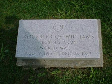 WILLIAMS, ROGER - Decatur County, Iowa | ROGER WILLIAMS
