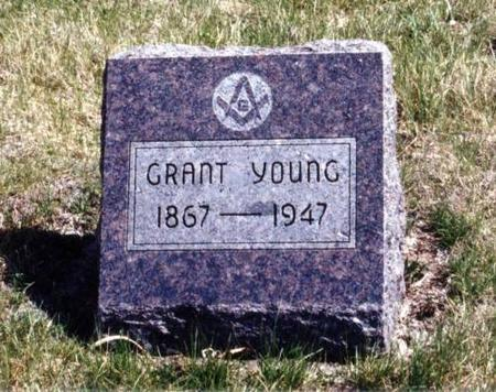 YOUNG, GRANT - Decatur County, Iowa | GRANT YOUNG