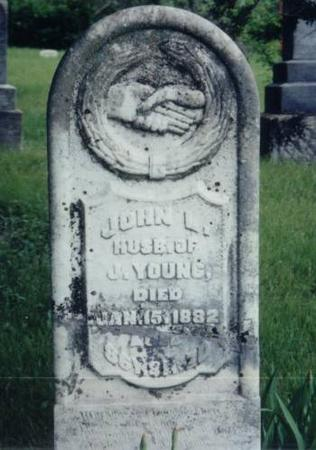 YOUNG, JOHN L. - Decatur County, Iowa | JOHN L. YOUNG