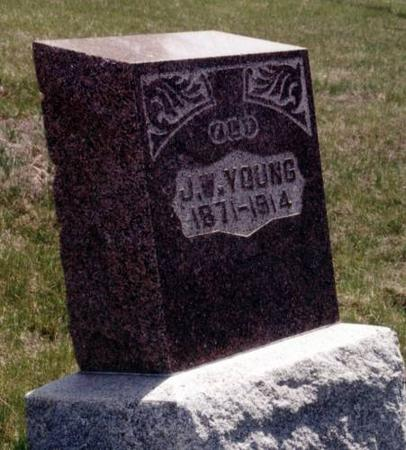 YOUNG, J.W. - Decatur County, Iowa | J.W. YOUNG