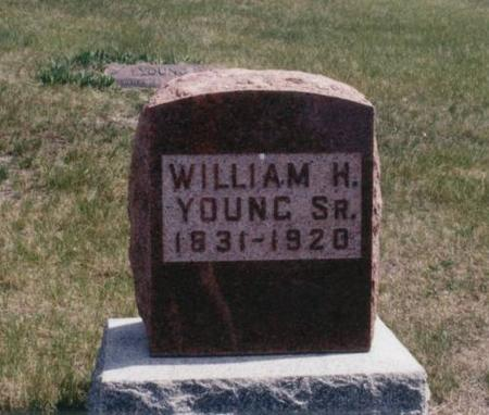 YOUNG, WILLIAM H. SR. - Decatur County, Iowa | WILLIAM H. SR. YOUNG