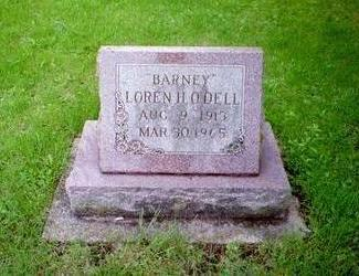 O'DELL, LOREN H. - Delaware County, Iowa | LOREN H. O'DELL